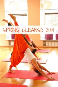 Yoga Spring Cleanse 2014